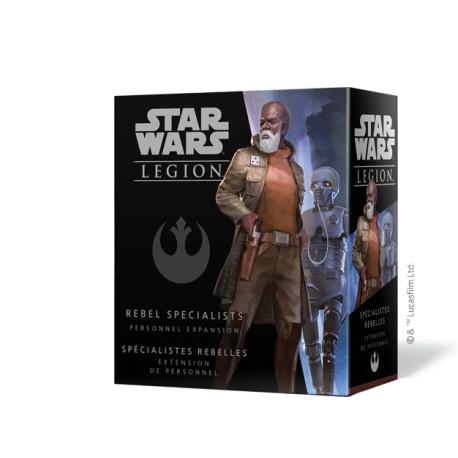 Star Wars : Légion - Spécialistes Rebelles