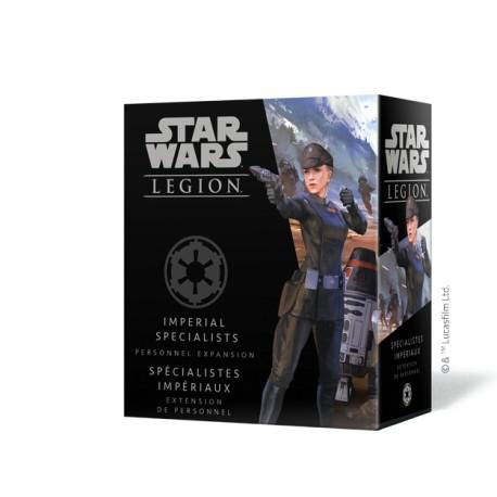 Star Wars : Légion - Spécialistes Impériaux