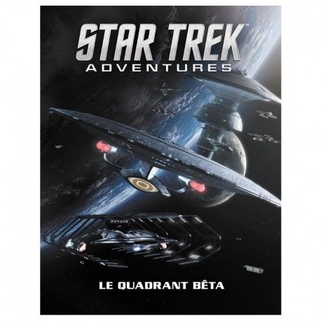Star Trek Aventures - Le Quadrant Bêta