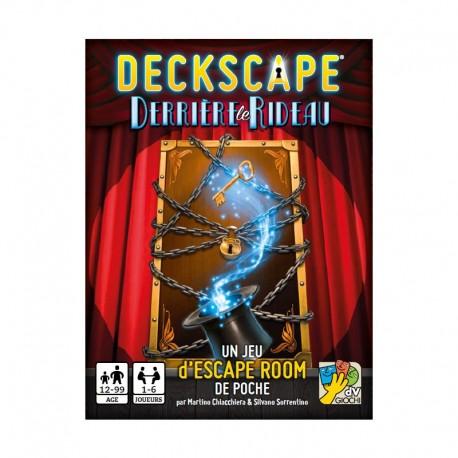 Deckscape - Derrière Le Rideau