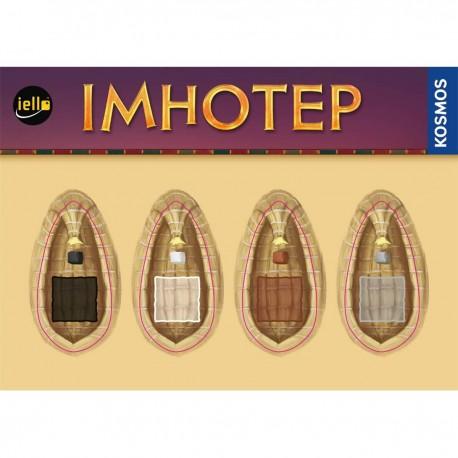Imhotep : Les Bâtisseurs d'Égypte