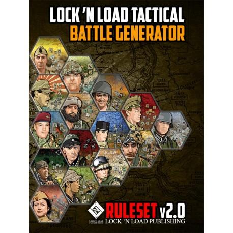 Lock 'n Load Tactical Battle Generator v2.0