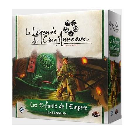 La Légende des Cinq Anneaux LCG - Les Enfants de l'Empire