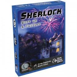 Q-System - Sherlock : Mort un 4 Juillet