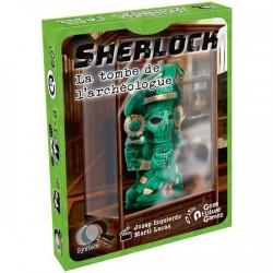 Q-System - Sherlock : La Tombe de l'Archéologue