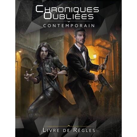 Chroniques Oubliées Contemporain - Livre de Règles