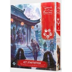 La Légende des Cinq Anneaux JDR - Kit d'initiation