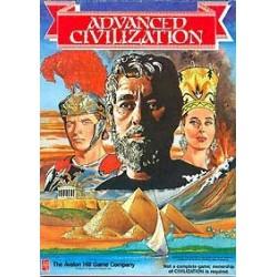 Advanced Civilization - Avalon Hill