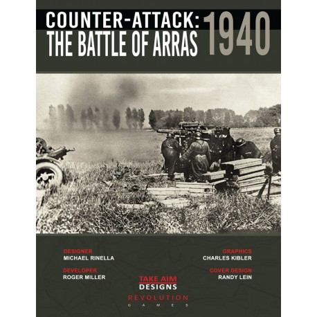 Counter-attack: The Battle of Arras 1940