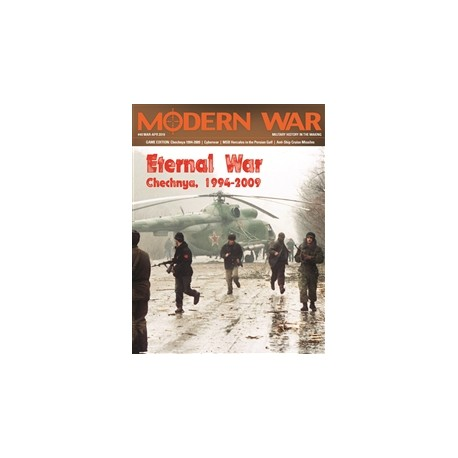 Modern War n°40 - Chechnya