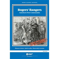 Mini Game - Rogers' Rangers: America's First Commandos