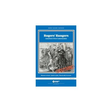 Mini Game - Rogers' Rangers