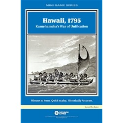 Mini Game - Hawaii 1795: Kamehameha's War of Unification