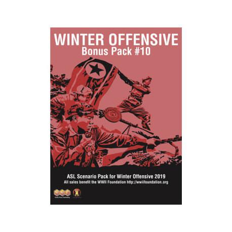ASL Winter Offensive 2019 bonus pack 10