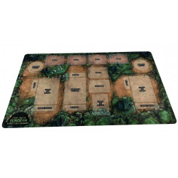 One Deck Dungeon : Forêt des Ombres game mat