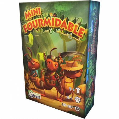 Mini Fourmidable