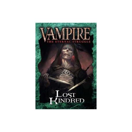 Vampire: The Eternal Struggle - Lost Kindreds