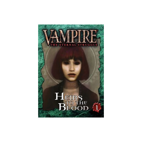 V:TES - Heirs to the Blood reprint bundle 1
