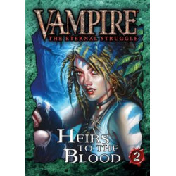 V:TES - Heirs to the Blood reprint bundle 2