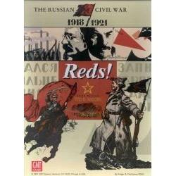 Reds! The Russian Civil War 1918-1921 - GMT