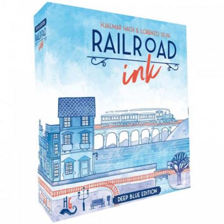 Railroad Ink - Grand Bleu