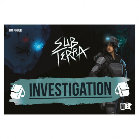 Sub Terra - Extension 1 Investigation