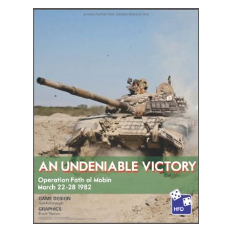 An Undeniable Victory : Operation Fath-ol-Mobin 1982