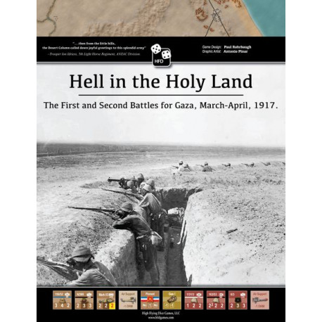 Hell in the Holy Land