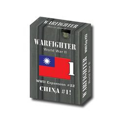 Warfighter WWII - exp22 - China 1
