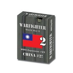 Warfighter WWII - exp23 - China 2