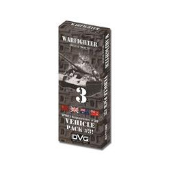 Warfighter WWII - exp38 - Vehicle Pack 3