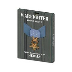 Warfighter WWII - exp44 - Medals