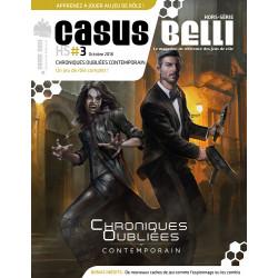 Casus Belli HS3 Chroniques Oubliées Contemporain
