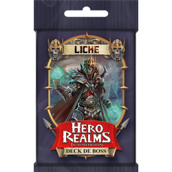 Hero Realms : Deck Boss Liche