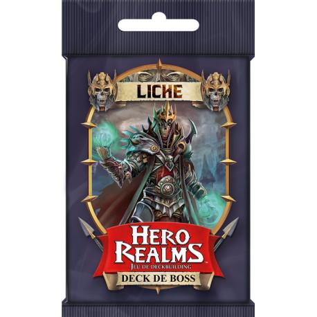 Hero Realms : Deck Boss Liche
