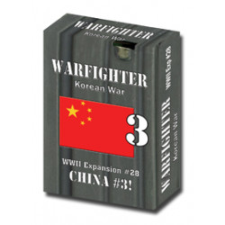 Warfighter WWII - exp28 - China Korean War