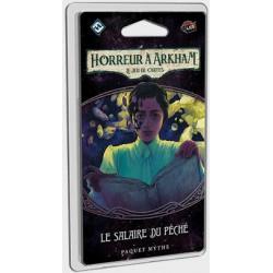 Horreur à Arkham LCG - Le Salaire du Péché