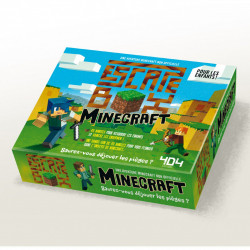 Escape Box junior : Minecraft