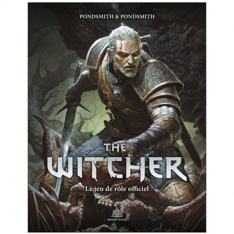 The Witcher – Le Jeu de Rôle Officiel