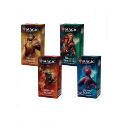 MTG: Lot des 4 decks Challengers 2019