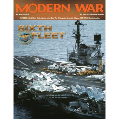 Modern War n°41 - Sixth Fleet