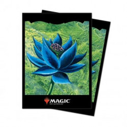100 protège cartes Black Lotus pour Magic The Gathering