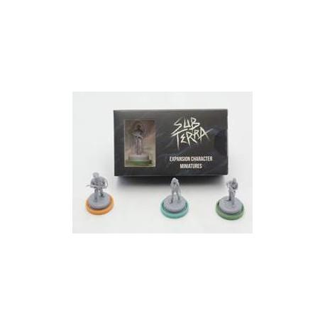 Sub Terra - figurines extensions