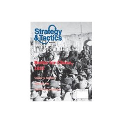 Strategy & Tactics 259 - Battle for China 1937