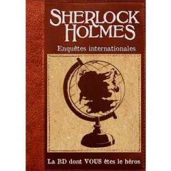 Boite de Sherlock Holmes - Enquêtes internationales