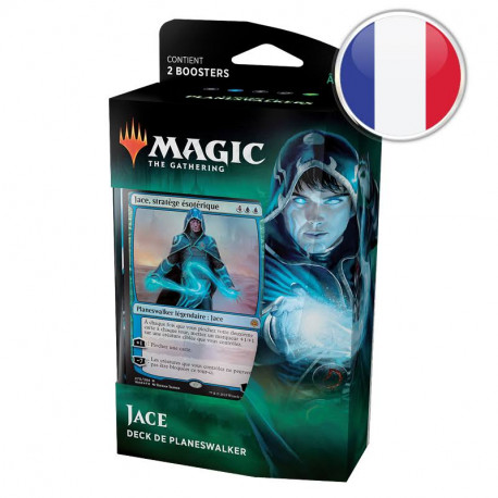 Magic - Deck Planeswalker Jace - décellophané