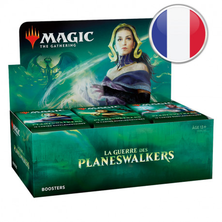 Magic the Gathering : La Guerre des Planeswalkers - Booster FR