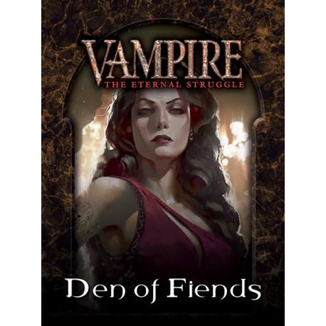 Vampire: The Eternal Struggle - Den of Fiends