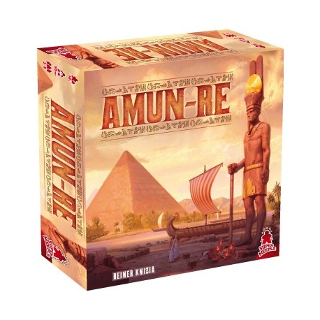 Amun-RE - used