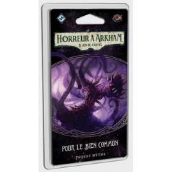 Horreur à Arkham LCG - Pour le Bien Commun